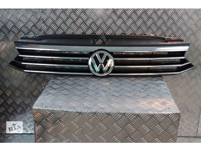 продам Б/у решётка радиатора для легкового авто Volkswagen Passat B8 бу в Киеве