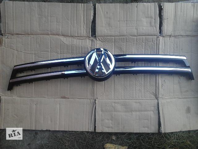 Б/у решётка радиатора для легкового авто Volkswagen Touareg- объявление о продаже  в Виннице