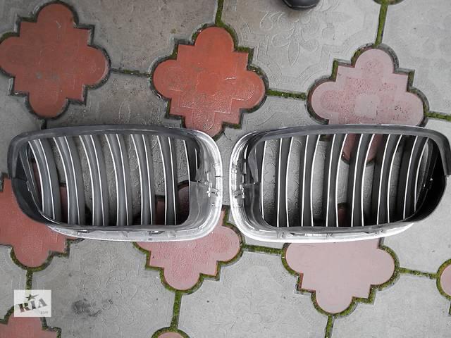 Б/у решётка радиатора для легкового авто- объявление о продаже  в Львове