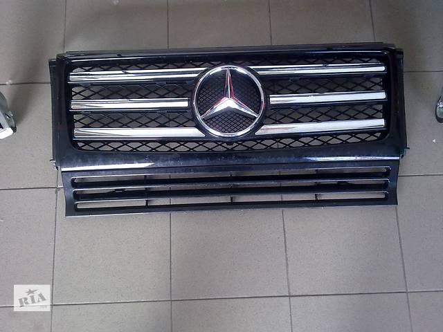 купить бу Б/у решётка радиатора для  Mercedes G 55 AMG в Киеве