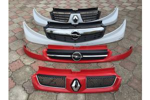 б/у Решётка радиатора Opel Vivaro груз.