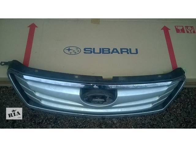 купить бу Б/у решётка радиатора для универсала Subaru Outback в Черкассах