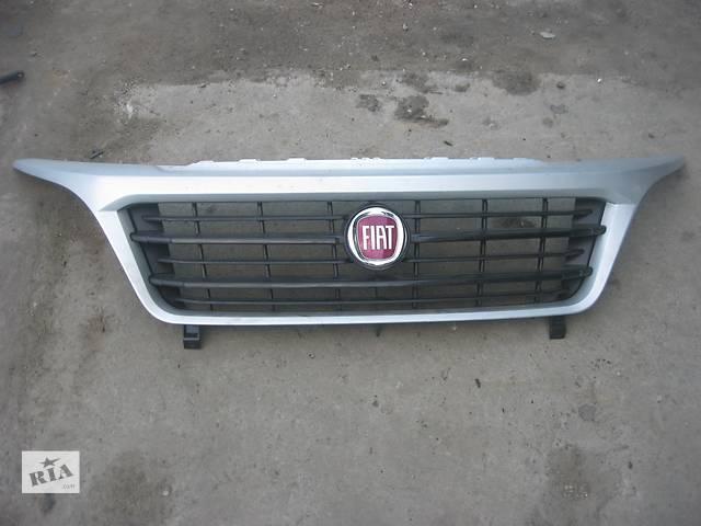купить бу Б/у решётка радиатора Fiat Ducato 2014- в Ровно
