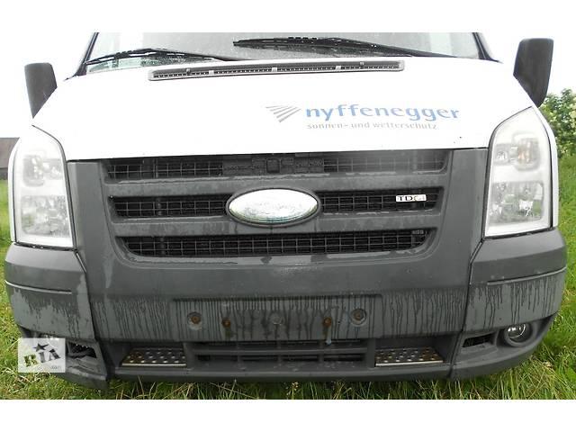 купить бу Б/у Решетка радиатора Форд Транзит Ford Transit 2,2 /2,4 с 2006-.. в Ровно