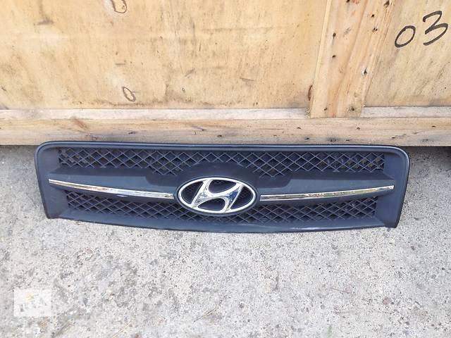 купить бу Б/у решётка радиатора Hyundai Tucson в Киеве