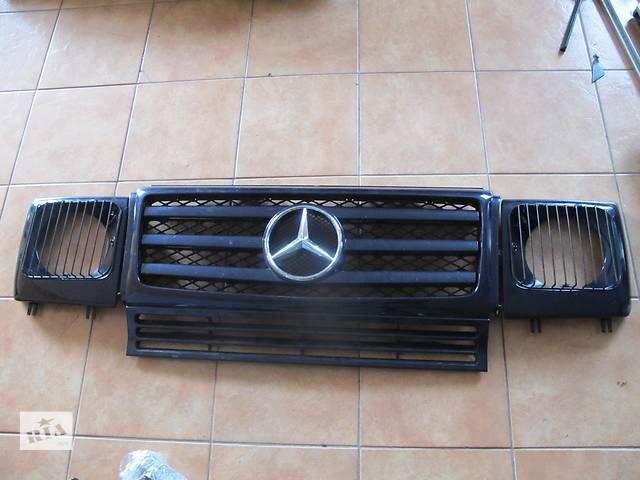 Б/у решётка радиатора (lift,ристайл) для легкового авто Mercedes G-Class(463) 2012- объявление о продаже  в Хмельницком
