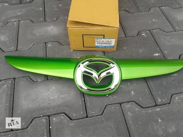 купить бу Б/у решётка радиатора Mazda 2 в Киеве