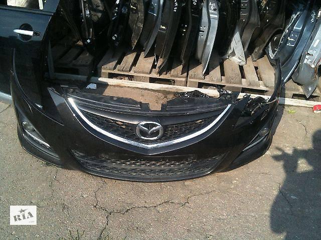 купить бу Б/у решётка радиатора Mazda 6 в Киеве