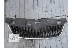 б/у Решётки радиатора Skoda Fabia