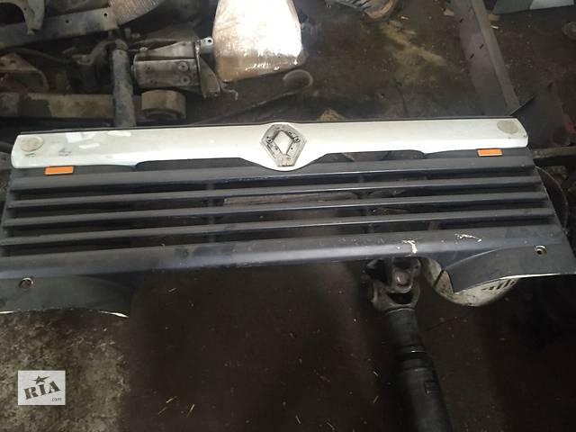 продам Б/у решётка радиатора Renault Magnum. Оригинал в Хорошем Состоянии! бу в Луцке