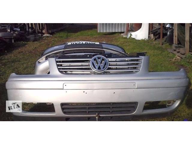 купить бу б/у Решётка радиатора Седан Volkswagen Bora 2001 в Львове