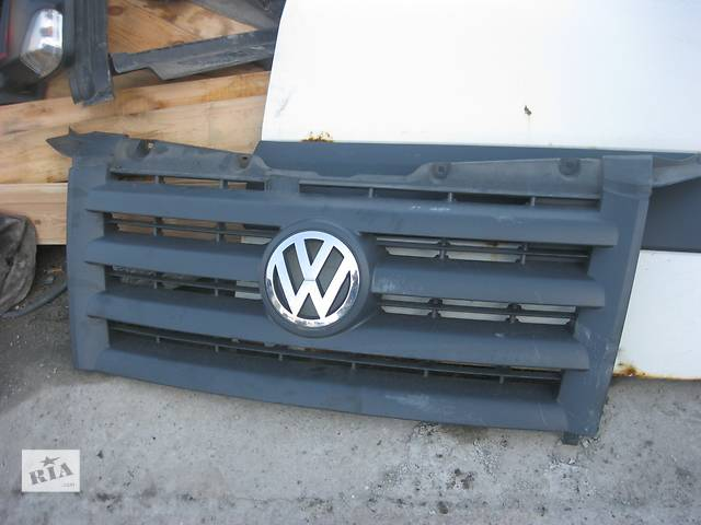 бу Б/у решётка радиатора  Volkswagen Crafter 2006-. в Ровно