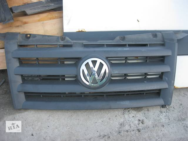 Б/у решётка радиатора  Volkswagen Crafter 2006-.- объявление о продаже  в Ровно