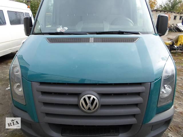 купить бу Б/у Решётка Решітка радиатора, бампера Volkswagen Crafter Фольксваген Крафтер 2.5 в Рожище