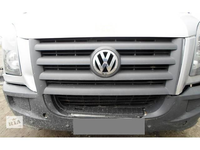 бу Б/у Решётка Решітка радиатора, бампера Volkswagen Crafter Фольксваген Крафтер 2.5 в Рожище