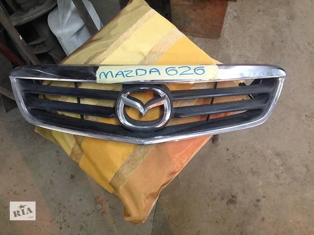 Б/у решітка радіатора для легкового авто Mazda 6 Hatchback USA- объявление о продаже  в Новом Роздоле