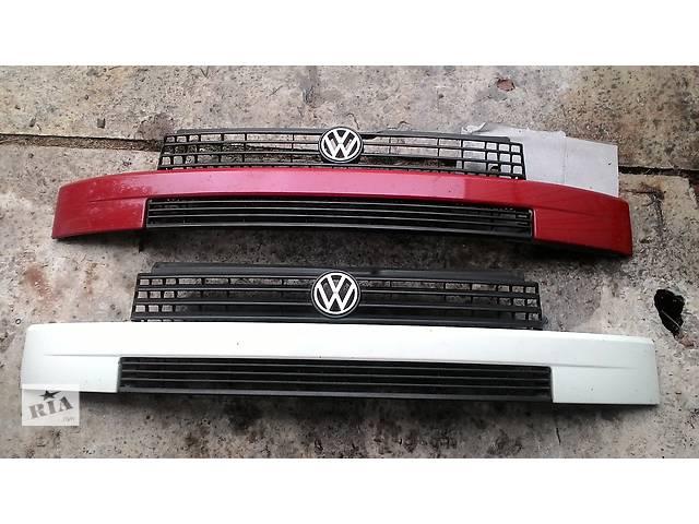 Б/у решітка радіатора для легкового авто Volkswagen T4 (Transporter)- объявление о продаже  в Яворове