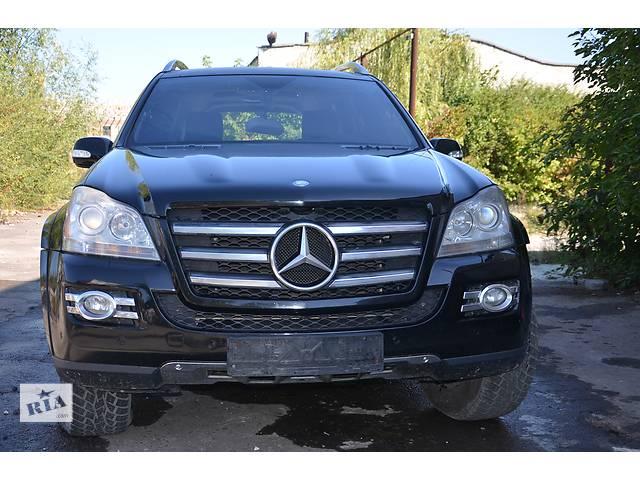 купить бу Б/у решетка радиатора Mercedes GL-Class 2006-2012 ИДЕАЛ !!! ГАРАНТИЯ !!! в Львове