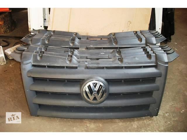 продам Б/у Решітка решётка радиатора, бампера Volkswagen Crafter Фольксваген Крафтер 2.5 TDI 2006-2010 бу в Рожище