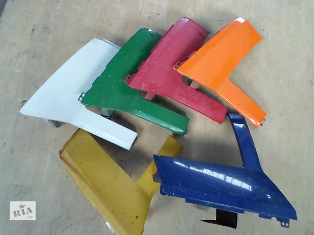 продам Б/у Ресничка Накладка под левую фару Фольксваген Крафтер 2006-2012 Volkswagen Crafter бу в Луцке