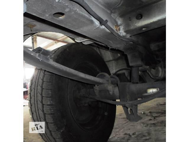 бу Б/у Рессора (1,2,3 - листовая) Легковой Volkswagen Crafter 2,5 TDI груз. 2010 в Луцке