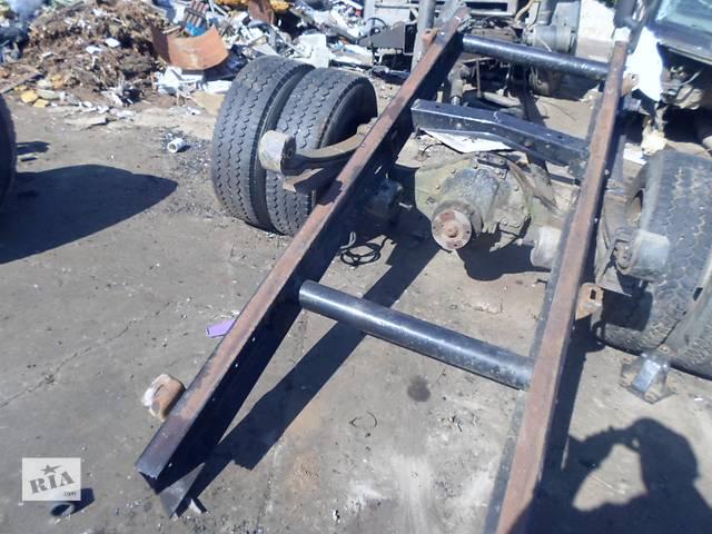 купить бу Б/у рессора для грузовика MAN 12 в Берегово