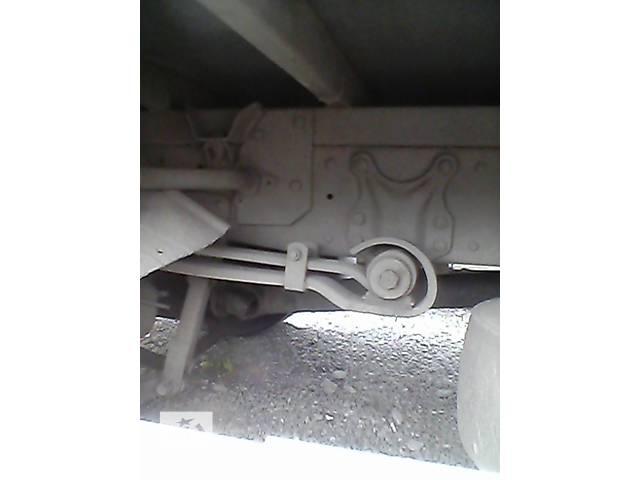 бу Б/у рессора для грузовика Mercedes 814 в Ивано-Франковске