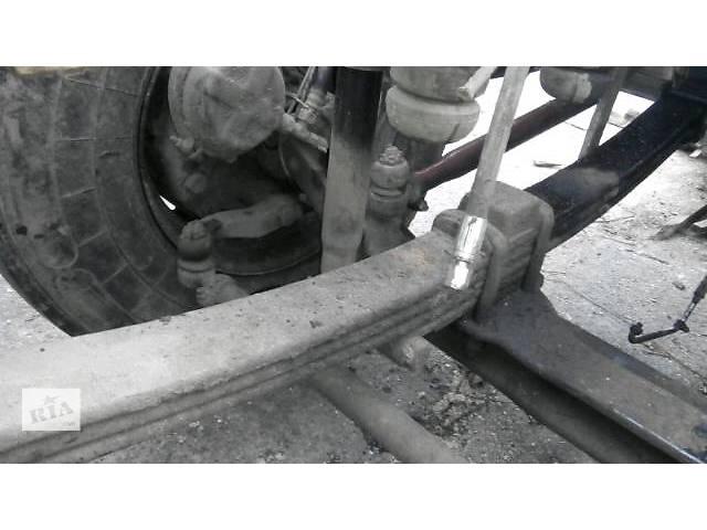 купить бу Б/у рессора передня, балка для грузовика MAN F 2000 в Тернополе