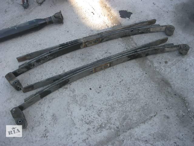 купить бу Б/у рессора  Volkswagen Crafter 2006-. в Ровно