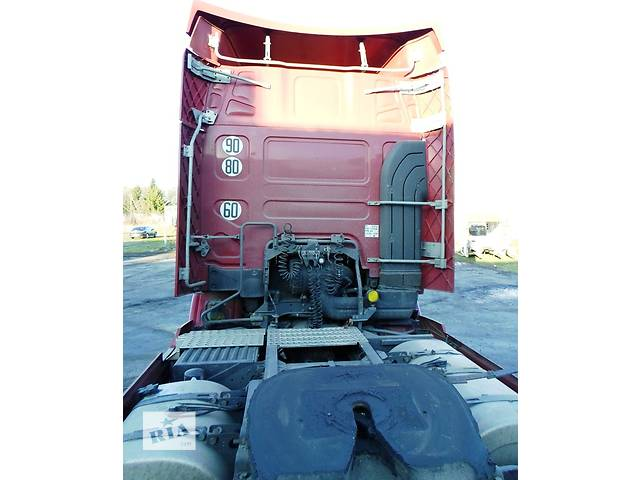бу Б/у Рессивер Ресивер Рено Премиум 440 DXI Euro3 Renault Premium 2007г. в Рожище