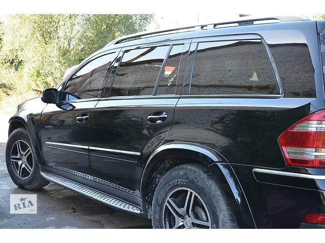 бу Б/у рейлинг крыши Mercedes GL-Class 164 2006 - 2012 3.0 4.0 4.7 5.5 Идеал !!! Гарантия !!! в Львове