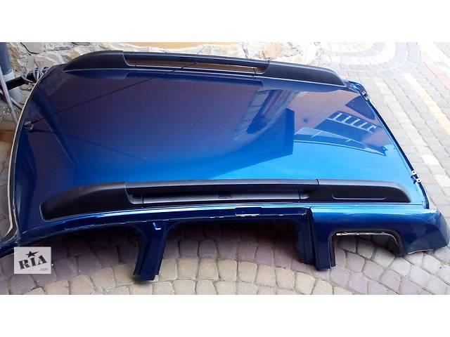 купить бу Б/у рейлинг крыши для легкового авто Renault Duster в Львове