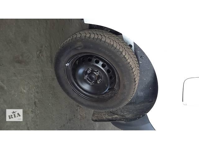 бу Б/у Резина шины Диски для Renault Kangoo Кенго Continental R15 195/65 в Луцке