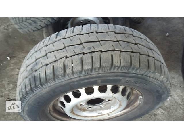 Б/у Резина шины R16C 235/65 Michelin/Continental Volkswagen Crafter Фольксваген Крафтер, Мерседес- объявление о продаже  в Рожище