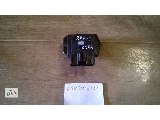 продам Б/у резистор печки 4993002121 для кроссовера Toyota Rav 4 2002г бу в Киеве