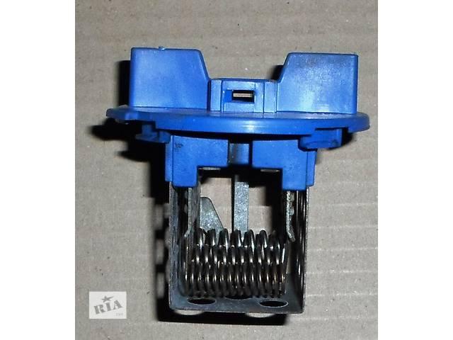 бу Б/у Резистор печки Behr C7339 на Фольксваген Крафтер Volkswagen Crafter (06-11) в Рожище