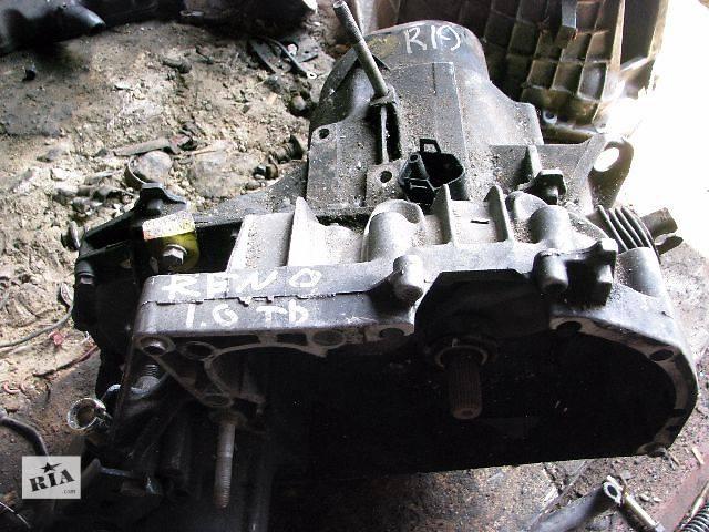 продам Б/у РКПП Renault 19 1.9TD бу в Броварах