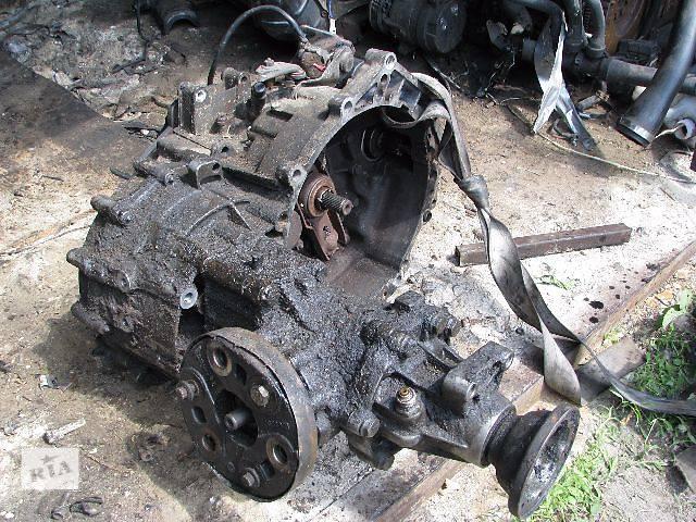 бу Б/у РКПП Volkswagen T4 Syncro в Броварах