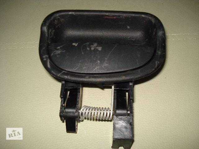 купить бу Б/у ручка дверей для легкового авто Renault Kangoo 2007 в Ковеле