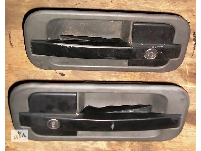 купить бу Б/у Ручка двери для грузовика Даф Daf XF 95 Евро3 385л.с. в Рожище