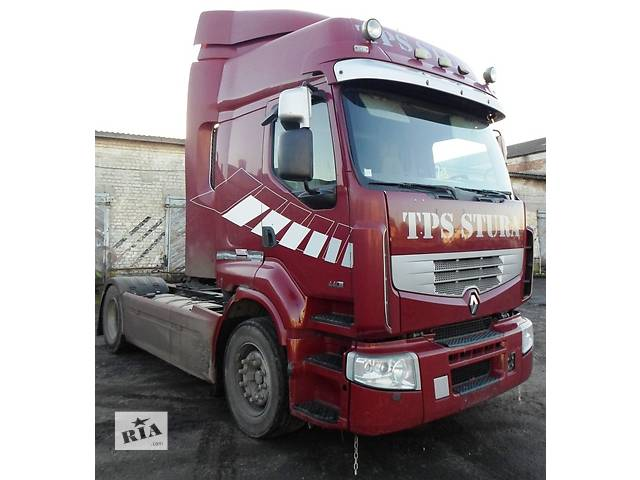бу Б/у ручка двери для грузовика Renault Премиум в Рожище