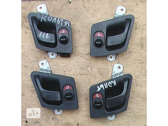 бу Б/у ручка двери для легкового авто Mitsubishi Colt Lancer в Сумах