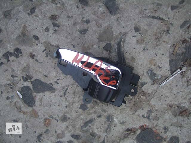 купить бу Б/у ручка двери для легкового авто Mitsubishi Lancer X в Ровно
