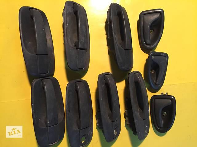 бу Б/у ручка двери для легкового авто Opel Vivaro в Ковеле