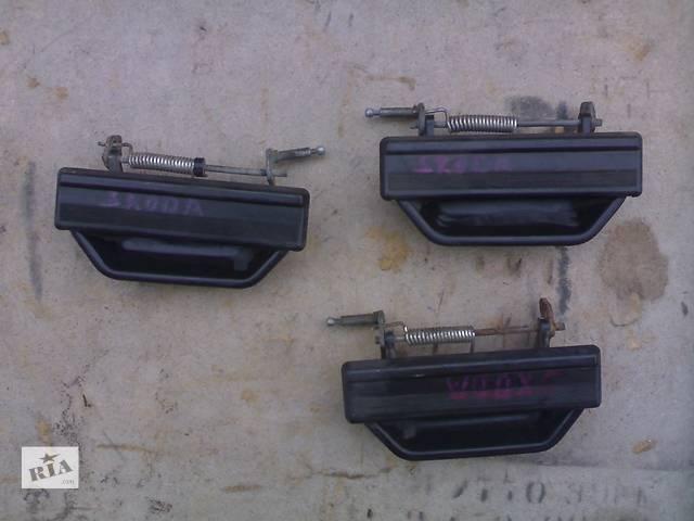 продам Б/у ручка двери для легкового авто Skoda Favorit бу в Сумах