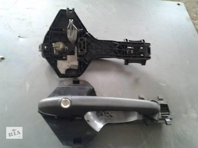 Б/у Ручка двери внешняя, внутренняя Фольцваген Крафтер Volkswagen Crafter 2006-12- объявление о продаже  в Луцке