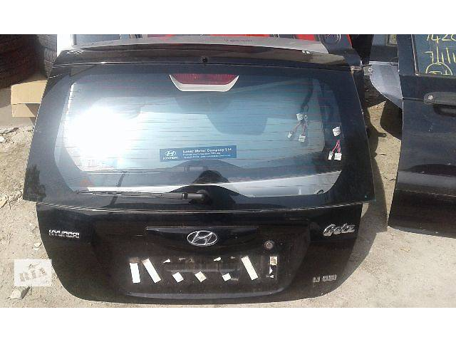 купить бу Б/у Ручка  крышки багажника для легкового авто Hyundai Getz 2002-15 в Ровно