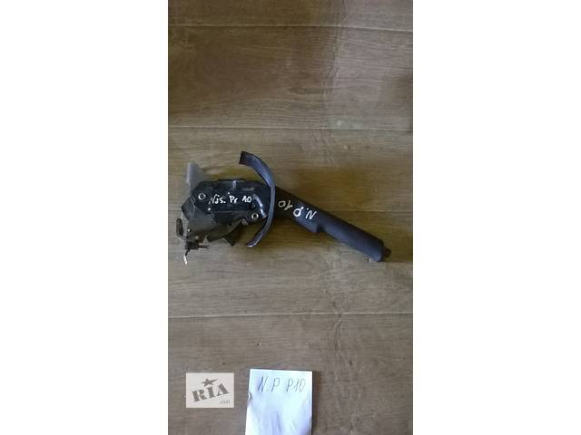 продам Б/у ручка ручника для седана Nissan Primera P10 1993г бу в Киеве