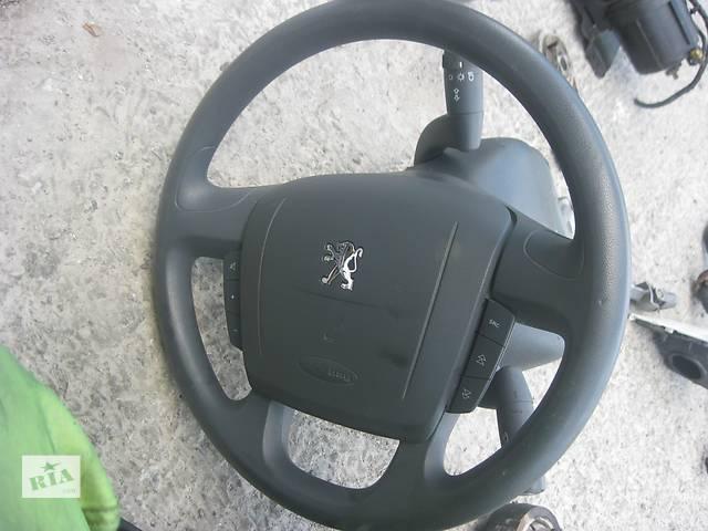 Б/у руль airbag Peugeot Boxer 2006-- объявление о продаже  в Ровно