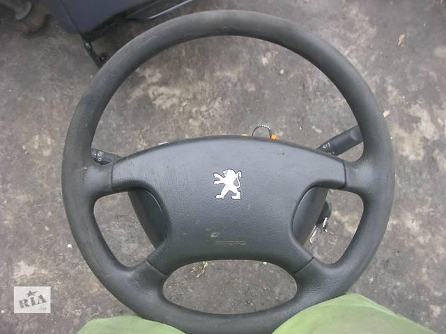 Б/у руль airbag Peugeot Expert 2004-2006- объявление о продаже  в Ровно